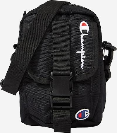 Champion Reverse Weave Bolsa para cámara en rojo / negro / blanco, Vista del producto