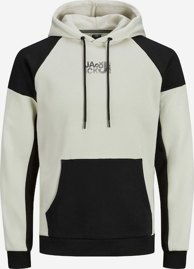 JACK & JONES Sweatshirt in Nude / Black, Item view