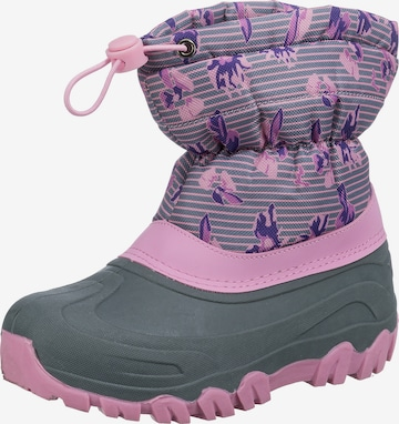 Happy Bee Stiefelette in Pink