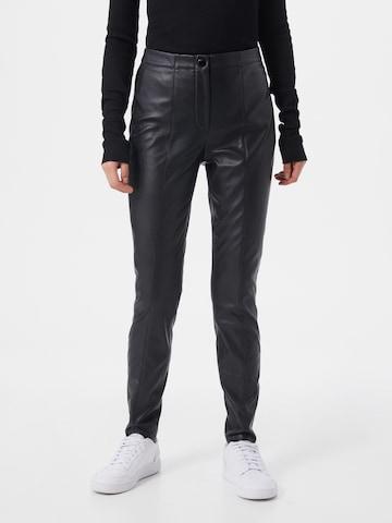 BOSS Casual Pants 'Tratona' in Black