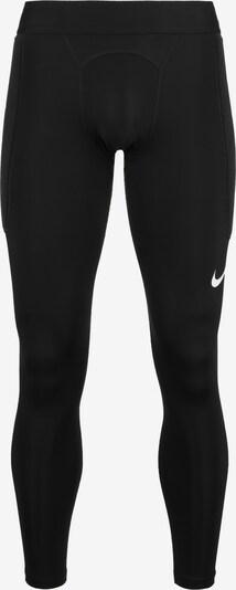 NIKE Hose in schwarz / weiß, Produktansicht