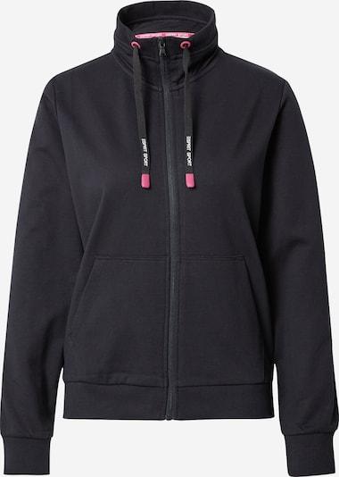ESPRIT SPORT Sportief sweatvest in de kleur Pink / Zwart, Productweergave