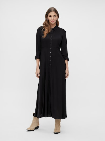 Y.A.S Košulja haljina 'SAVANNA' u crna, Prikaz modela