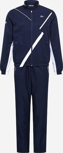 Lacoste Sport Športna obleka 'TAFFETAS DIAMANTE' | marine / bela barva, Prikaz izdelka