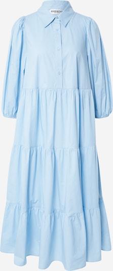 Essentiel Antwerp Robe-chemise 'Zurcuma' en bleu, Vue avec produit