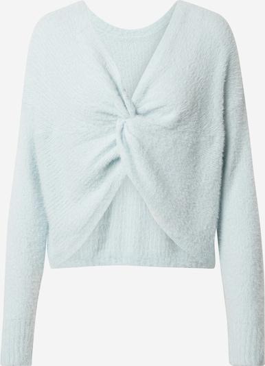 HOLLISTER Sweater 'COZY TWIST' in Light blue, Item view