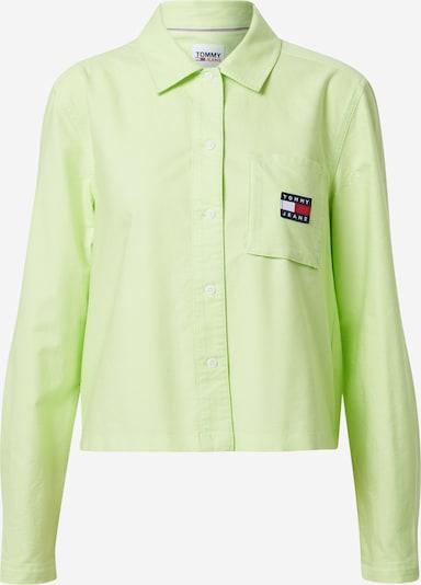 Tommy Jeans Bluza u limeta, Pregled proizvoda