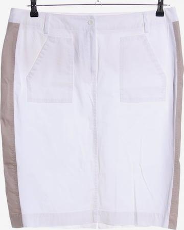 cappellini Skirt in XXL in White