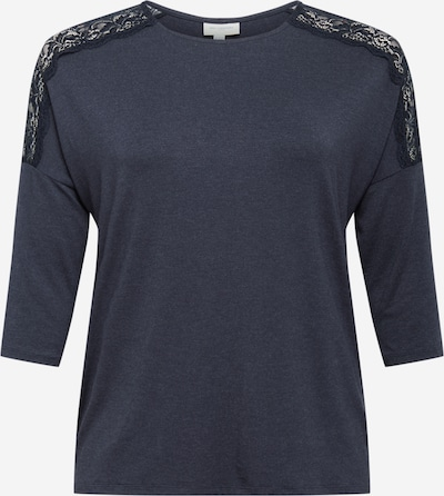 ONLY Carmakoma Shirt in night blue, Item view