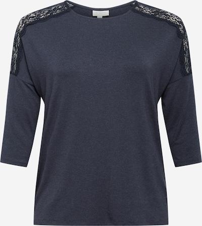 ONLY Carmakoma T-Krekls, krāsa - naktszils, Preces skats