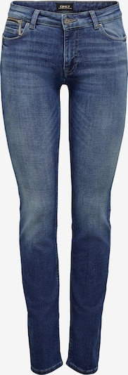 ONLY Jeans 'Eva' in blue denim: Frontalansicht