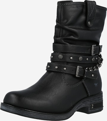 MUSTANG Boots in Black