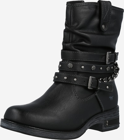 MUSTANG Ankle Boots in Black, Item view