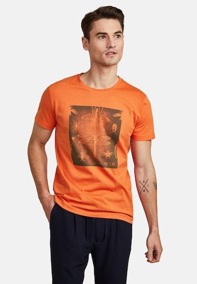 NEW IN TOWN T-Shirt in orange: Frontalansicht