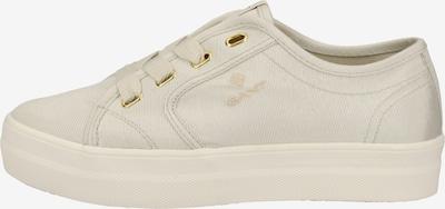 GANT Sneakers laag in de kleur Grijs: Vooraanzicht