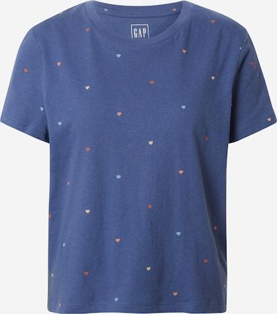 Maglietta 'SHRUNKEN' GAP di colore navy / blu chiaro / albicocca / rosa, Visualizzazione prodotti