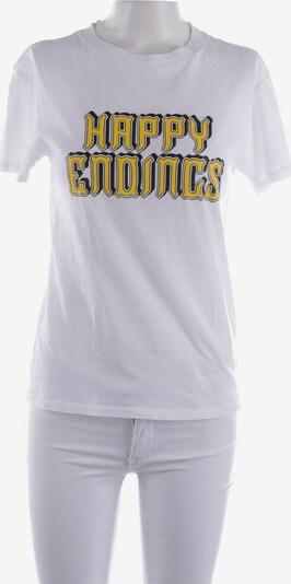 Ganni T-Shirt in XS in weiß, Produktansicht