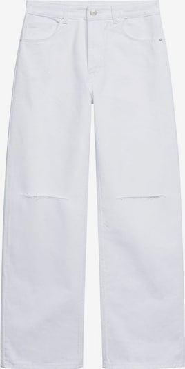MANGO KIDS Jeans 'Coach' in white denim, Produktansicht
