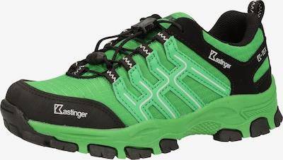 Kastinger Wanderschuhe in grün / schwarz, Produktansicht