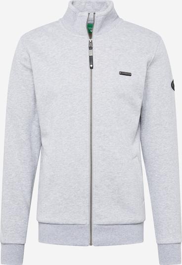 Ragwear Sweatjacke 'TRAYNE' in hellgrau, Produktansicht