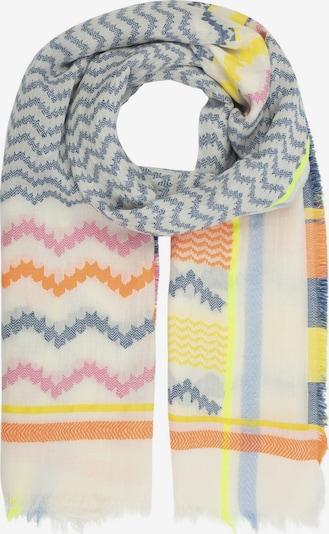 APART Schal mit ZickZack in mischfarben, Produktansicht