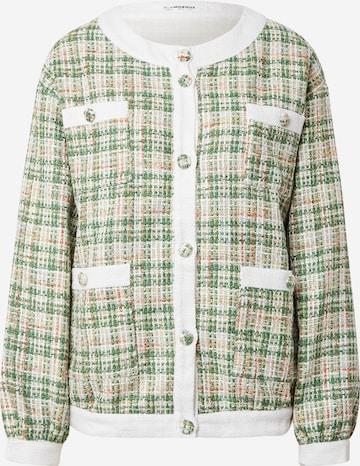 GLAMOROUS Between-Season Jacket in Green