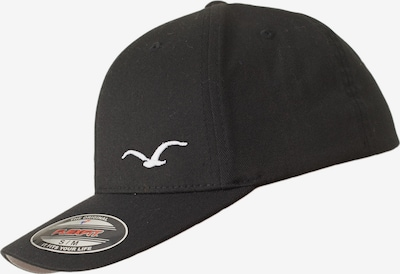 Cleptomanicx Kappe 'Flex' in schwarz, Produktansicht