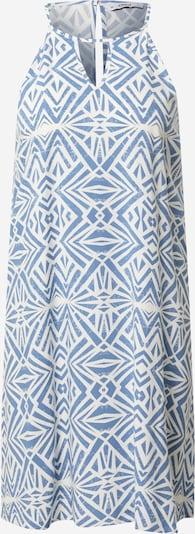 ONLY Kleid 'NOVA' in rauchblau / weiß, Produktansicht
