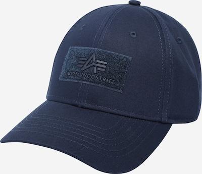 ALPHA INDUSTRIES Čiapka - námornícka modrá, Produkt
