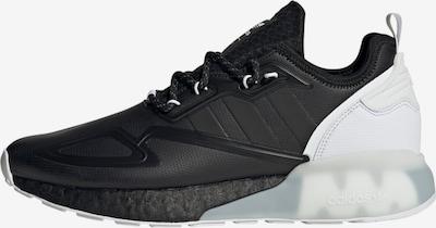 ADIDAS ORIGINALS Ниски маратонки 'Zx 2K Boost' в черно / бяло, Преглед на продукта