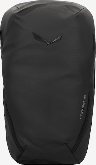 SALEWA Firepad Rucksack 47 cm Laptopfach in schwarz, Produktansicht