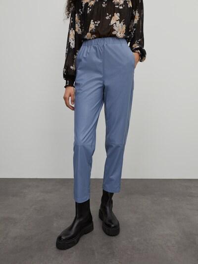 EDITED Панталон 'Harlow' в синьо, Преглед на модела