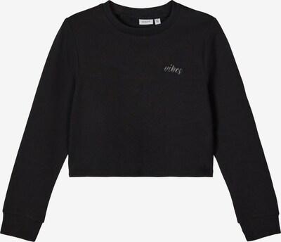NAME IT Bluzka sportowa w kolorze czarnym, Podgląd produktu