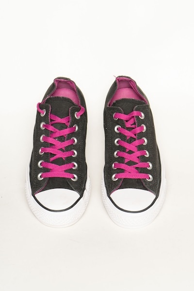 CONVERSE Sneaker in 39 in schwarz, Produktansicht