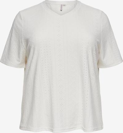 ONLY Carmakoma Bluza 'SILJE' | bela barva, Prikaz izdelka