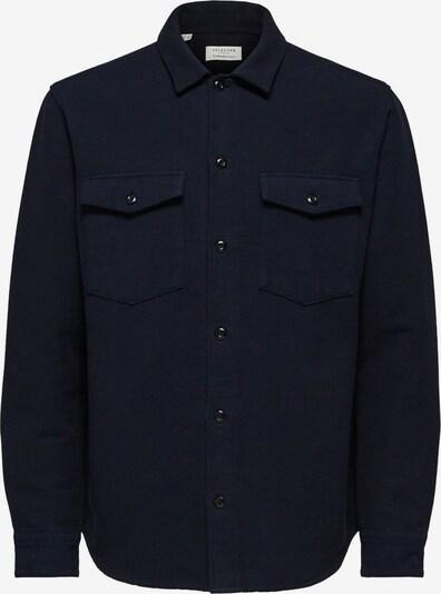 SELECTED HOMME Skjorte i mørkeblå, Produktvisning