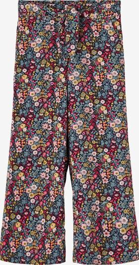 Pantaloni 'VINAYA' NAME IT pe opal / galben / roz deschis / roșu / roșu cranberry, Vizualizare produs