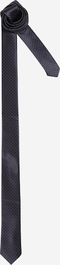 JACK & JONES Cravate 'DION' en bleu marine / rosé, Vue avec produit