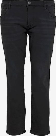 TOM TAILOR Men Plus Jeans in black denim, Produktansicht