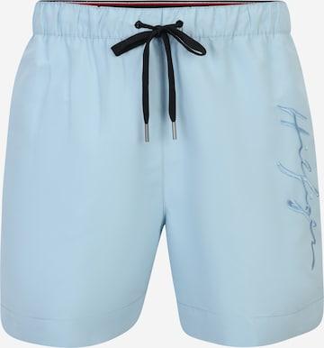 Tommy Hilfiger Underwear Badeshorts in Blau