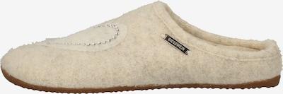 GIESSWEIN Huisschoenen in de kleur Crème, Productweergave