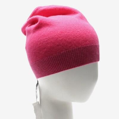 Frogbox Kaschmirmütze in XS in pink, Produktansicht