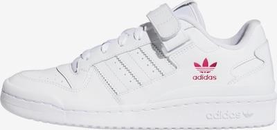 ADIDAS ORIGINALS Sneaker 'Forum' in pink / weiß, Produktansicht