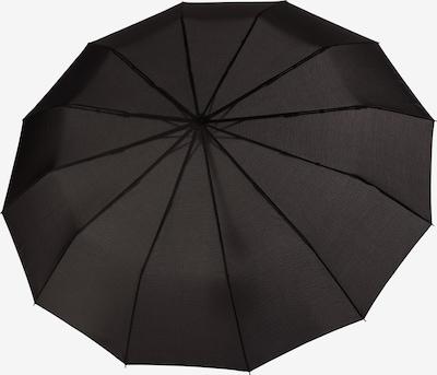 Doppler Regenschirm 'Fiber Magic' in schwarz, Produktansicht