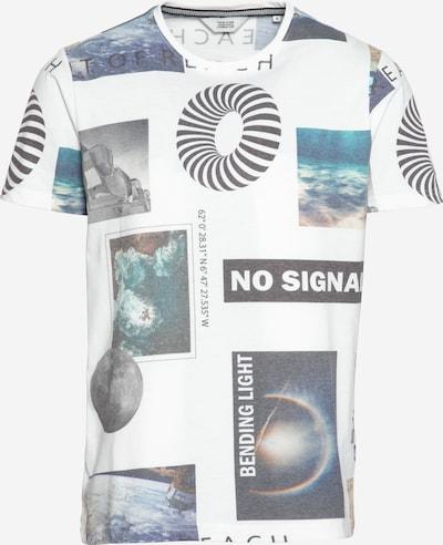 Tricou 'Pavel' !Solid pe bleumarin / gri / gri taupe / mai multe culori / alb, Vizualizare produs