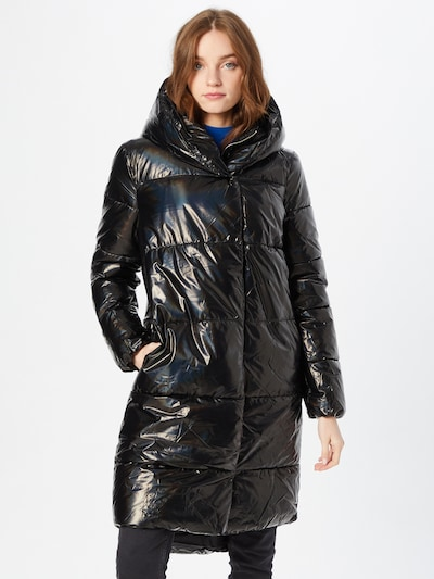 ONLY Winter Coat 'LUNA' in Black, View model