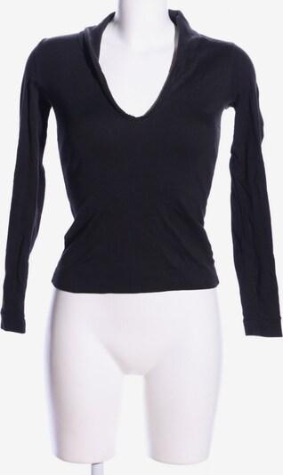 Sisley Longsleeve in S in schwarz, Produktansicht