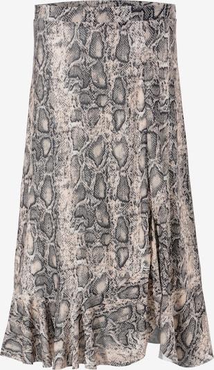 Aniston CASUAL Rock in beige / grau / schwarz, Produktansicht