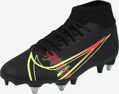 NIKE Fußballschuh in gelb / rot / schwarz, Produktansicht