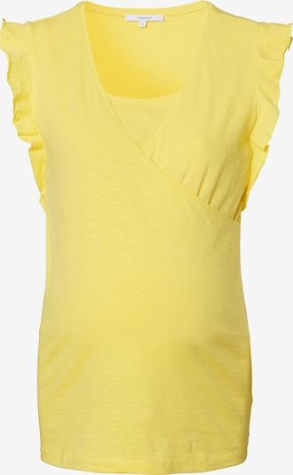 Noppies T-shirt 'Edinburg' in hellgelb, Produktansicht